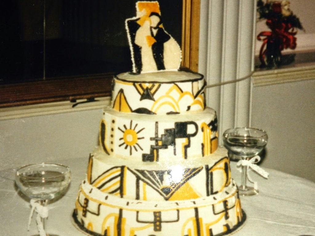 Wedding Cakes with Teatime Catering in Northern Virginia - Northern ...