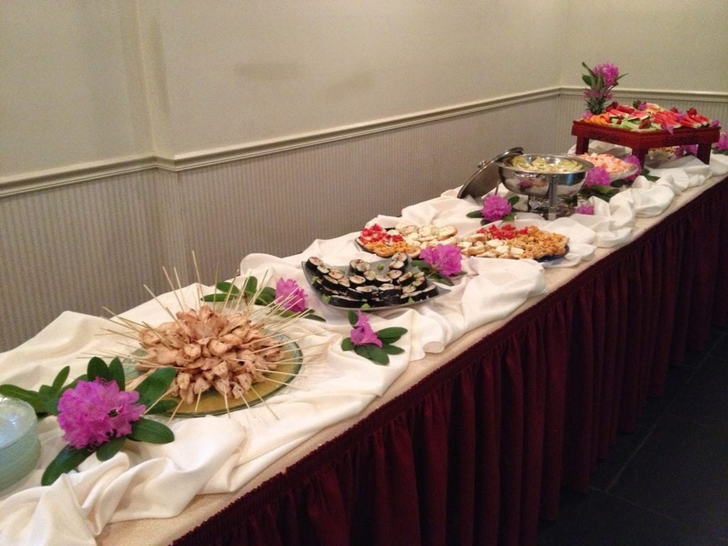 Buffet Table Ideas Wedding Reception Choice Image Wedding
