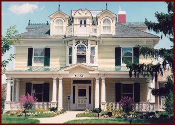 Fairfax County Virginia Historic Rental Properties With