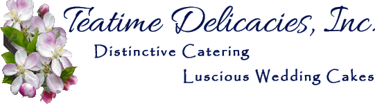 Northern VA, DC and MD Catering by Teatime