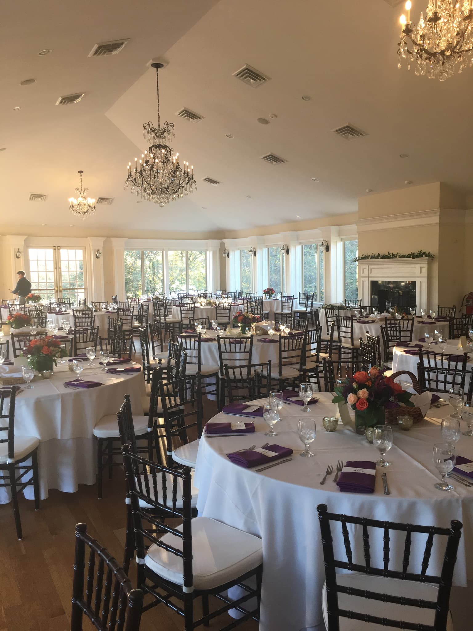 catering Breaux Winery