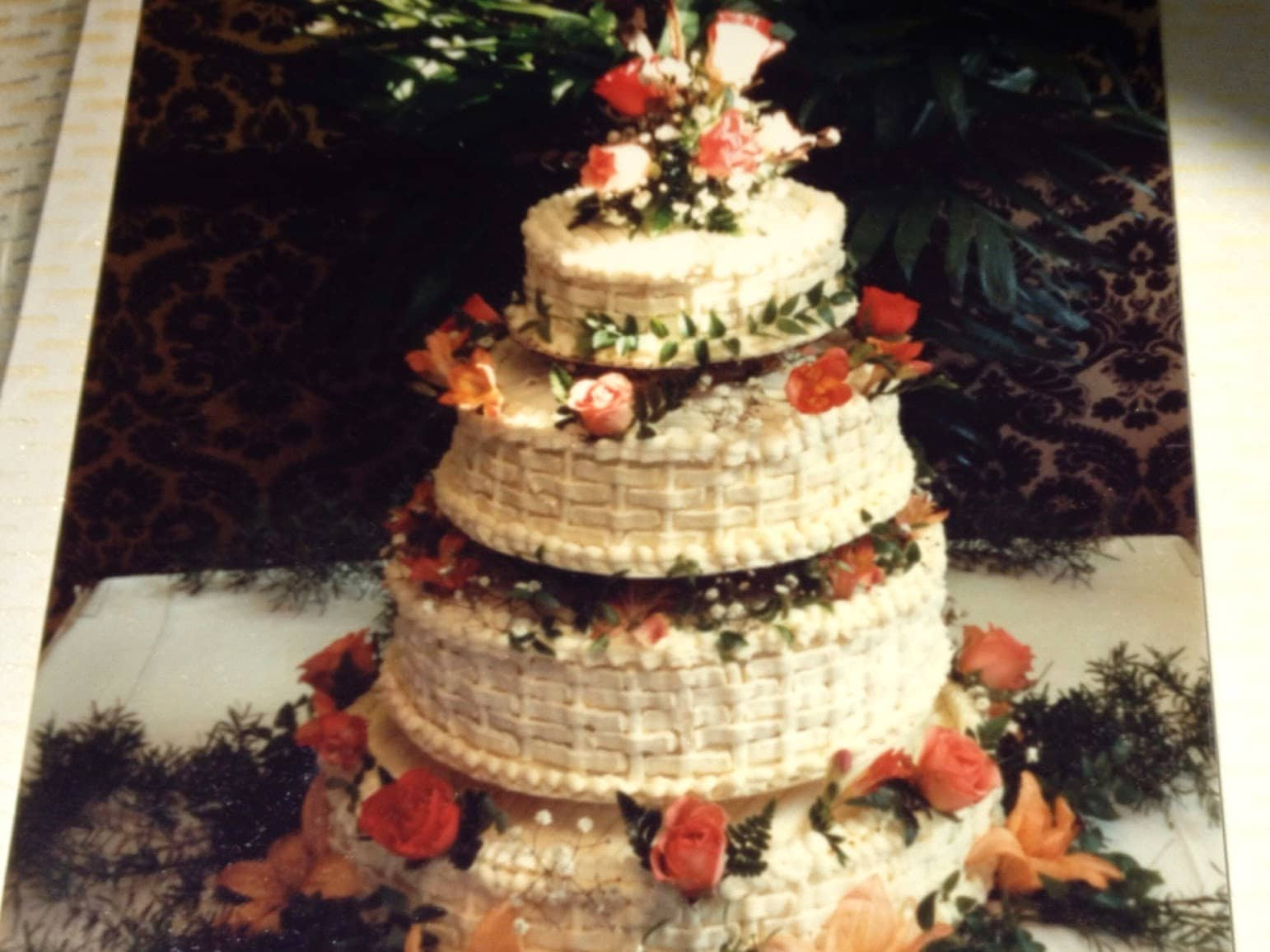 wedding cake northern va wedding cakes with teatime catering in northern virginia 23321